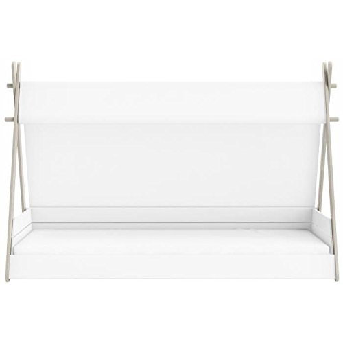 Test Habeig Kinderbett Tipi Mit Lattenrost 90x200cm Jugendbett Bett