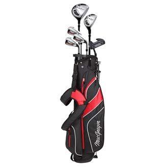 MacGregor Demi CG2000Ensemble de Golf en Acier, Noir, 1/2