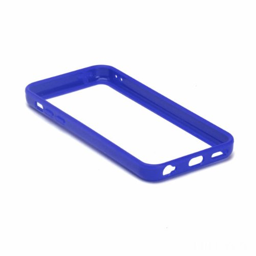 G4GADGET® Coque pour Apple Iphone 4/4S / 5/5S / 5C 5CRoyalBlue