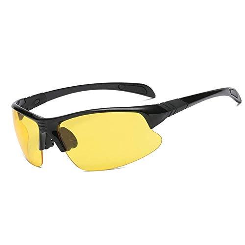 AMITD Fahrradbrille 2019 UV400 Männer Frauen Fahren Sonnenbrille HD Objektiv Sport Glas Laufen Brillen Winddicht Fahrrad Radfahren Brille -