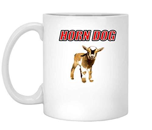 Dog Classic Rickyism for Trailer Parks Mug, 11oz Ceramic Coffee Mug, Unique Gift ()