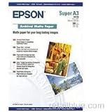 Epson Archival Matte Paper - Super A3+, 50 Sheets