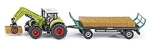 SIKU 1946 1:50 Preassembled Tractor Modelo de vehículo de Tierra - Modelos de vehículos de Tierra (1:50, Preassembled, Tractor, Metal, De plástico, Cal)