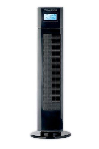 Rowenta VU6555 Eole Crystal Ventilatore a Torre, con 3 Velocità