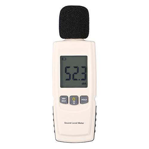 Test Technologies LCD Digitaler Schallpegel Beschreiben Sie Meter 30-130dBA