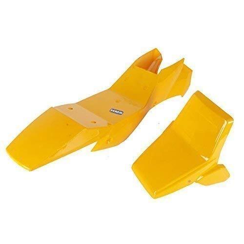 HMParts Verkleidung SET - gelb- T1 K - Mini Quad 2-Takt
