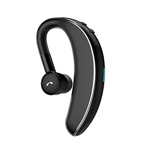FiedFikt Wireless Bluetooth 5.0 Headset Stereo Kopfhörer Sport Freisprecheinrichtung Universal Headset mit Mikrofon langanhaltende Bass Headsets grau Bass Camouflage Cap