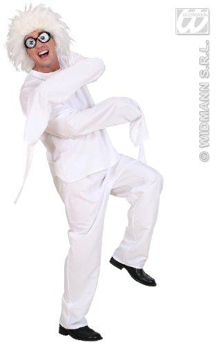 Kostüme Halloween Irrenanstalt (KOSTÜM - VERRÜCKTER - Größe 54)