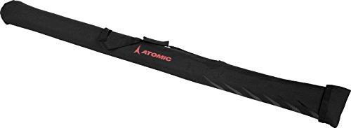 Atomic Sporttasche Skisack Nordic 1 Pair Ski Sleeve 40 Liters Schwarz (Black) AL5011110