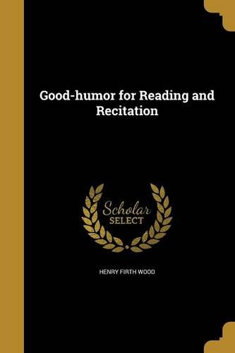 good-humor-for-reading-and-recitation