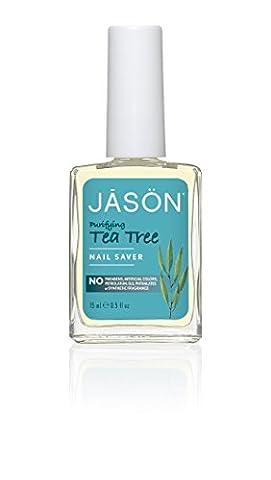 Jason Natural Cosmetics Pure Natural Nail Saver .5 oz