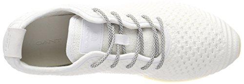 Gant Linda, Sneaker Femme Blanche