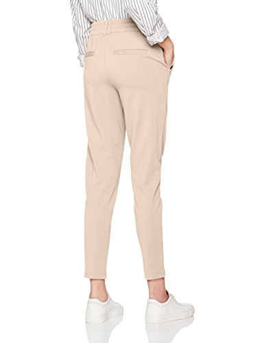 Only Onlpoptrash Easy Colour Pant Pnt Noos, Pantaloni Donna Beige (Peyote)