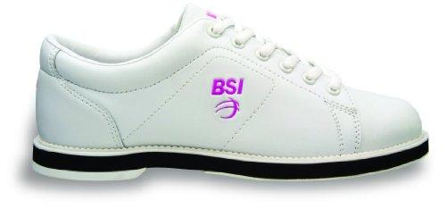 BSI Damen # 650Bowlingschuhe, Damen, weiß, Size 8.5