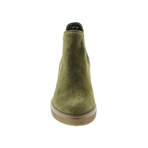 GABOR comfort - Damen Stiefeletten - Schwarz Schuhe in Übergrößen loden (S.n/A.ma/Mi)