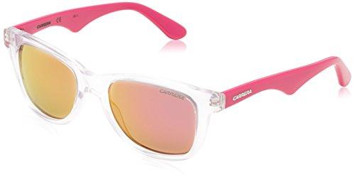 Carrera Unisex - Kinder CHILD CARRERINO 10 Rechteckig Sonnenbrille, CRY FUCHS