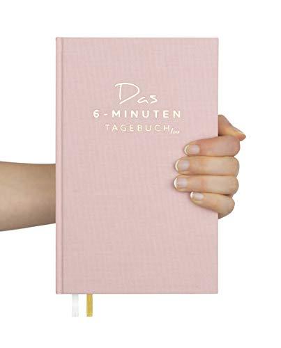 Das 6-Minuten-Tagebuch PUR (die Nachfolgeversion) | Erfolgs-Journal, Dankbarkeits-Journal | Mix aus Notizbuch und Tagebuch | Täglich 6 Minuten für mehr Erfolg, Gelassenheit und Achtsamkeit (orchidee)