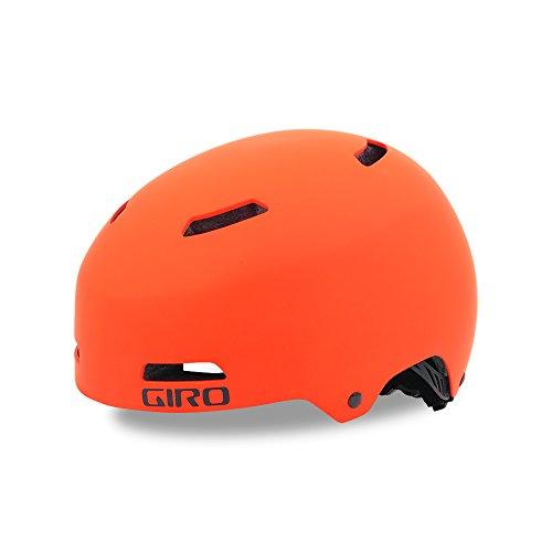 Giro Quarter FS BMX Dirt Fahrrad Helm orange 2018: Größe: S (51-55cm)
