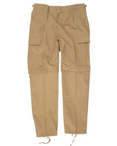 Pantalon de travail Zip Off Mil-Tec, kaki, xxl