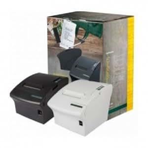 Metapace T-3 Imprimante de tickets de caisse avec cutter parallèle Noir