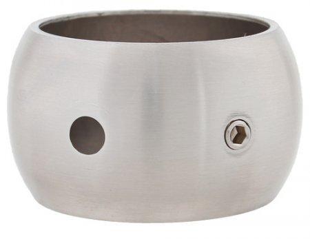Edelstahl Kugelring für z.B. Handläufe für Rohr 42,4 mm - V2A