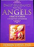 Daily Guidance from your Angels Oracle Cards - Doreen Virtue - Sold by Spiritual Gifts, Usually dispatched within 2 working days. by Spiritual Gifts