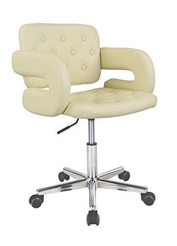 Hnnhome sedia da ufficio di stilista giravole e di alta for Sedie per scrivania amazon