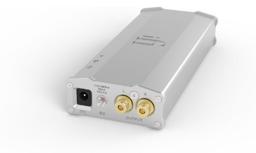 iFi Audio by AMR micro iPhono Phonovorverstärker für MM- und MC-Tonabnehmer