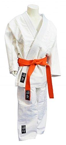 Rucanor judogi judo club ii junior bianco taglia 140
