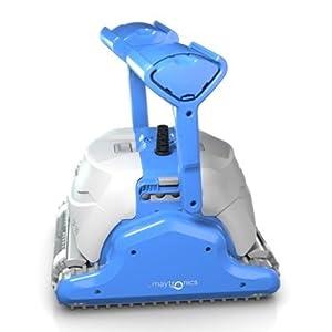 Maytronics Dolphin SF50 Gyro Digital - Robot Elettrico Pulitore per Piscina fino a 15 Mt - TOP GAMMA