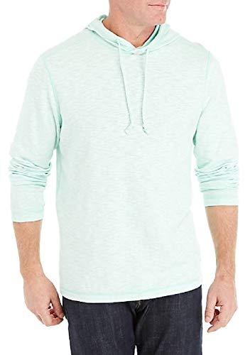 Tommy Bahama Men's Sea Glass Flip Reversible Hoodie Tommy Bahama Reversible Sweatshirt
