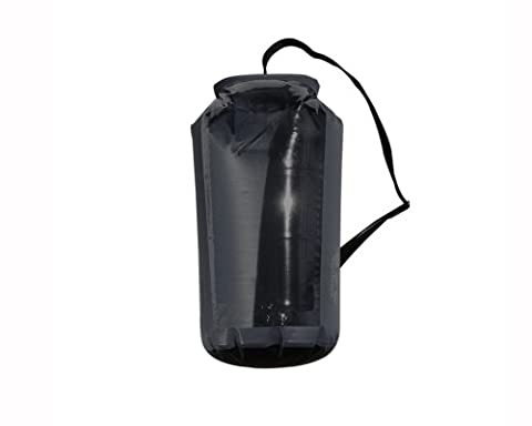 Pacific Outdoor Equipment Dry Cylinder 25 (Black, 12 x 22-