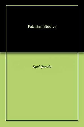 pakistan studies books free download