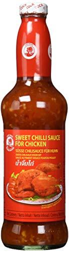 Cock Chilisauce süß(Huhn), 6er Pack (6 x 650 ml) (Süße Chili Sauce Für Huhn)
