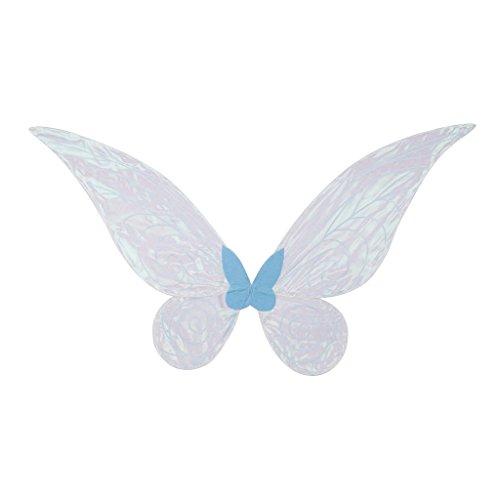 MagiDeal Kostüm Feenflügel Fee Flügel Kinder Mädchenkostüm Feenkostüm Zubehör - Kind (Kostüm Flügel Konstruktion)