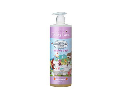 Childs Farm bubble bath organic tangerine 500ml