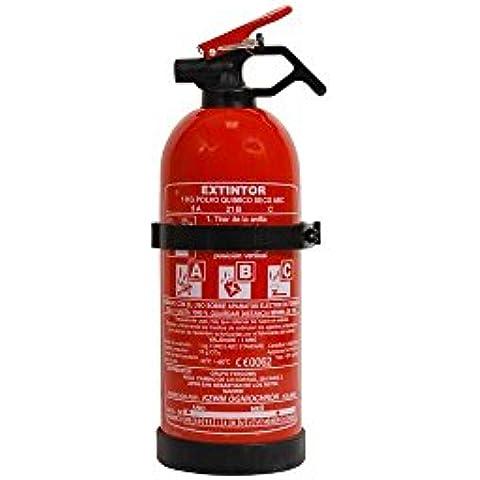 VARIOS - Extintor de 1 kg (polvo)