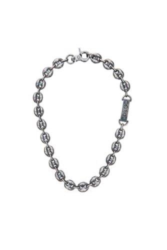 D&g dolce&gabbana dj0280 - catenina con pendente da donna, acciaio inossidabile, 470 mm