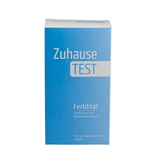 ZuhauseTEST Fertilität - Test zum Nachweis der männlichen Zeugungsfähigkeit