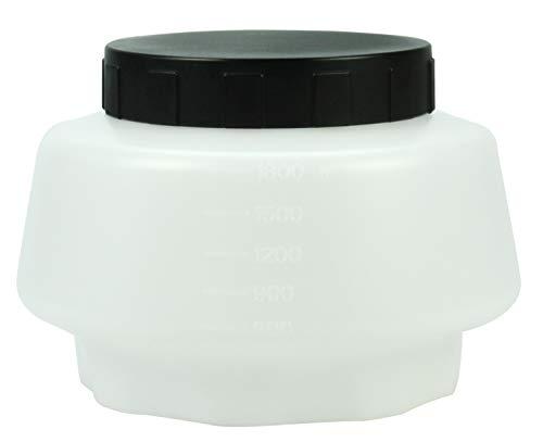 WAGNER Farbbehälter mit Deckel, 1800 ml für WAGNER Farbsprühsysteme FLEXiO, Wood&Metal, WallSprayer