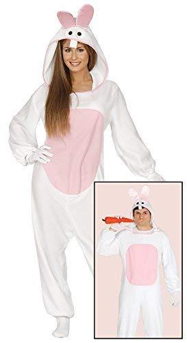 Herren Damen Weiß Kaninchen Häschen Ostern Tier Natur Tv Buch Film Kostüm Kleid Outfit