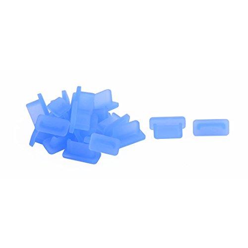 sourcingmapr-tapon-protector-20pcs-tableta-de-goma-usb-tipo-c-macho-puerto-protector-antidesgaste