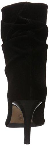 Paco Gil P3132, Bottes Basses Avec Rembourrage Léger Femmes Noir (noir (noir))