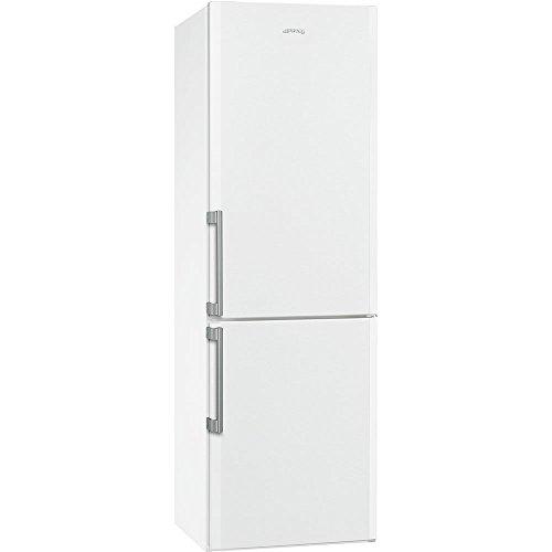 Double porte frigo-congélateur Smeg - Blanc