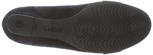Gabor Shoes 52.696 Damen Geschlossene pumps Schwarz (Schwarz (Schwarz) 47)