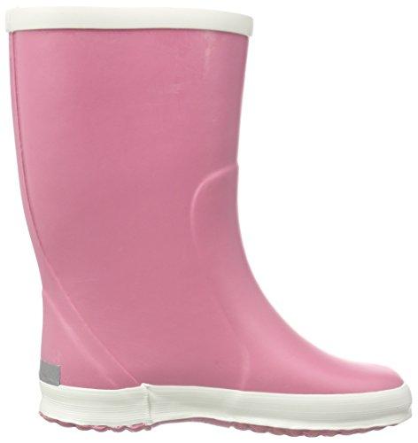 Bergstein Bn Rainbootp, Bottes en caoutchouc de hauteur moyenne, doublure froide mixte enfant Rose - Rose