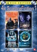 DVD - Science Fiction pack (4dvd) (1 DVD)