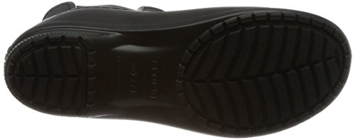Crocs Freesail Chelsea Boot Women, Stivali di Gomma Donna Nero (Black/black)