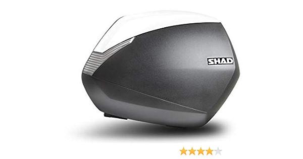Shad D1b36e08 Topcase Zubehör Weiß Auto