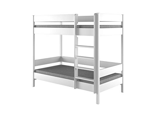 Children's Beds Home Literas - Niños Niños Individuales Individuales 140x70, 160x80, 180x80,...